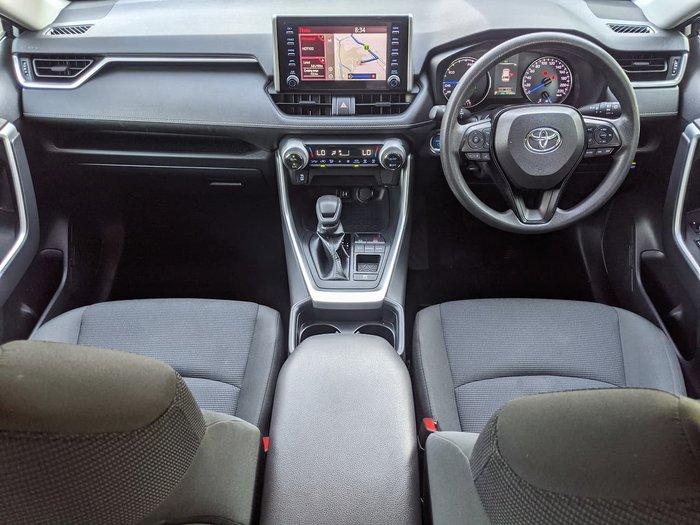 2019 Toyota RAV4 GX AXAH52R Silver