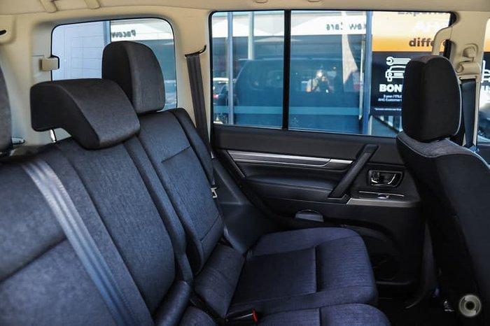 2020 Mitsubishi Pajero GLX NX MY21 4X4 Dual Range