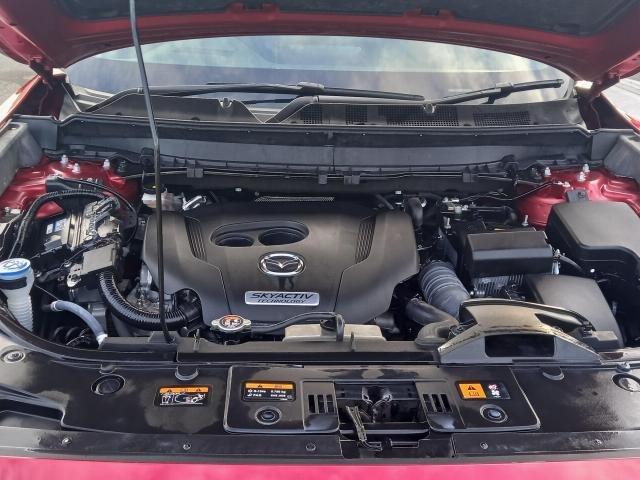 2017 Mazda CX-9 Mazda CX-9 H 6AUTO GT AWD Soul Red Crystal