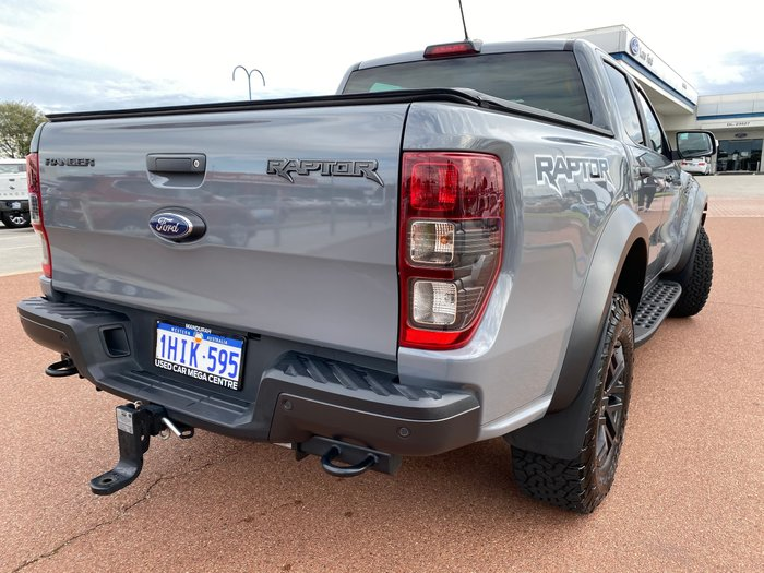 2020 Ford Ranger Raptor PX MkIII MY20.25 4X4 Dual Range Conquer