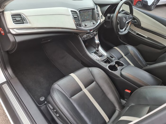 2014 Holden Calais V VF MY15 Silver