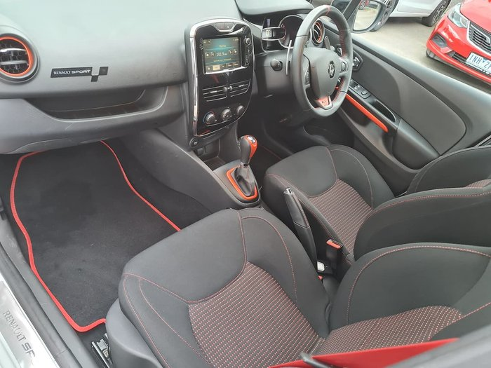 2014 Renault Clio R.S. 200 Sport IV B98 White