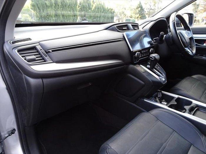 2018 Honda CR-V VTi-LX RW MY18 4X4 On Demand Silver
