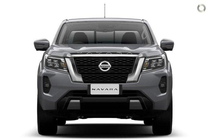 2021 Nissan Navara ST-X D23 Twilight Grey