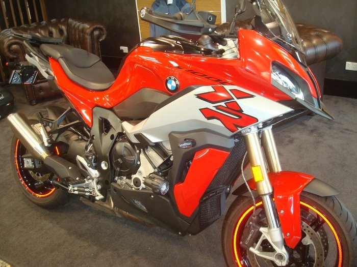2020 Bmw S 1000 XR TOUR Red/White