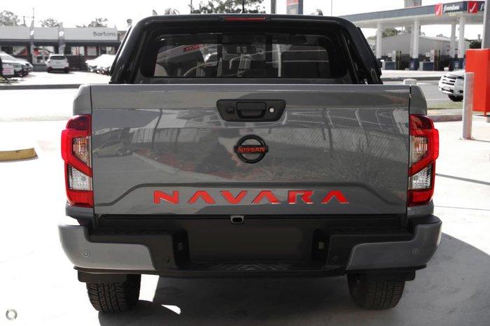 2021 Nissan Navara PRO-4X D23 4X4 Dual Range Stealth Grey