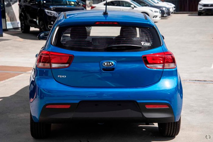2021 Kia Rio Sport YB MY21 Sporty Blue