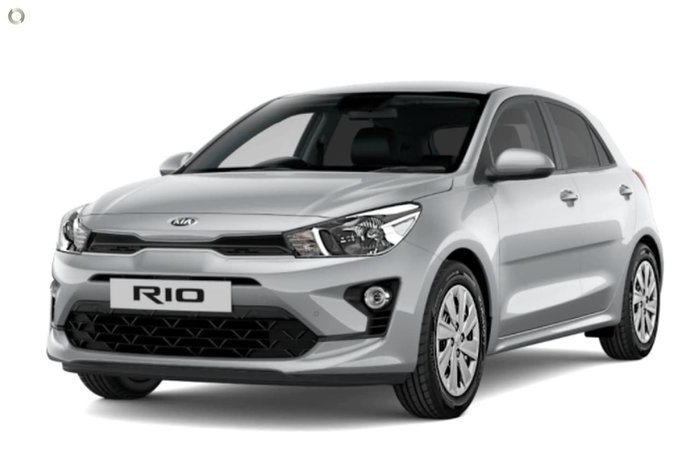 2021 Kia Rio S