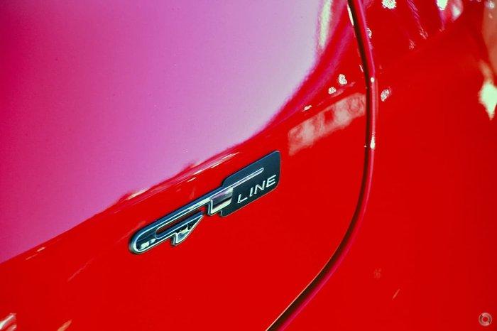 2021 Kia Stonic GT-Line YB MY21 Signal Red