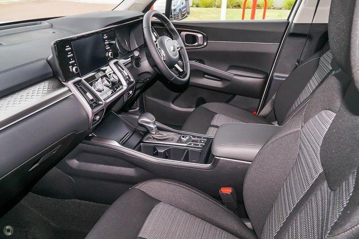 2021 Kia Sorento S MQ4 MY21 AWD Clear White