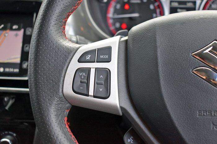 2018 Suzuki Vitara S Turbo LY Galactic Grey