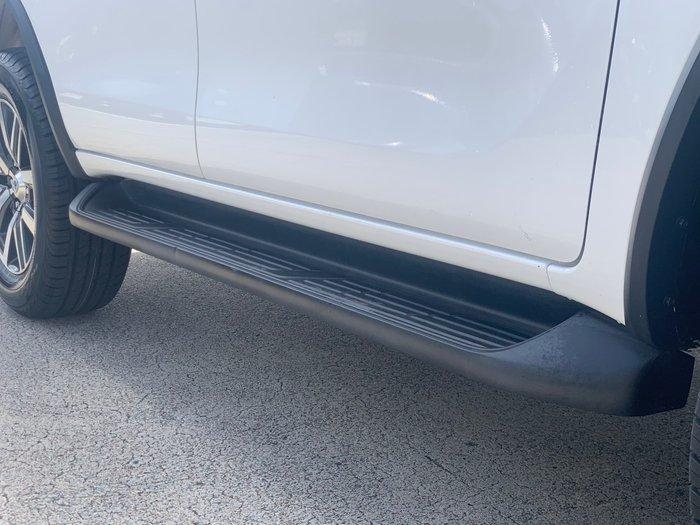 2015 Toyota Fortuner Crusade GUN156R 4X4 Dual Range White