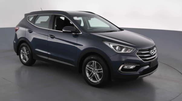 2017 Hyundai Santa Fe Active DM3 Series II MY17 4X4 On Demand Ocean View