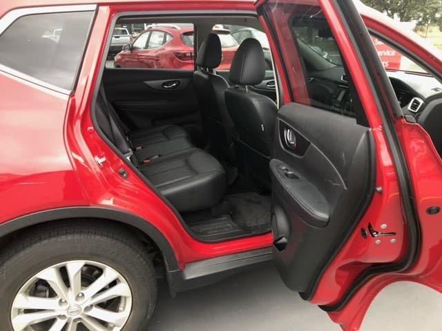 2016 Nissan X-TRAIL ST-L T32 4X4 On Demand Burning Red