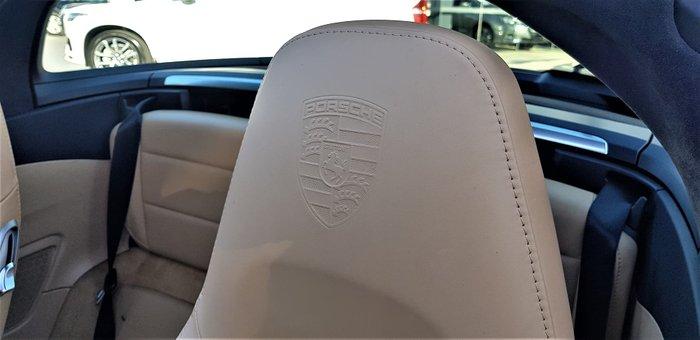 2015 Porsche 911 4 991 MY15 AWD Agate Grey