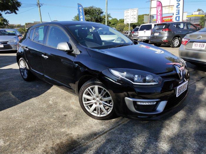 2015 Renault Megane GT-Line III B95 Phase 2 Diamond Black
