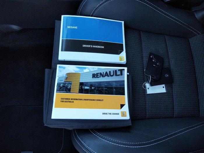 2016 Renault Megane GT-Line III B95 Phase 2 Diamond Black
