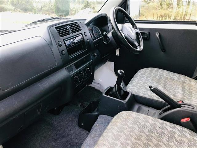 2016 Suzuki APV Van 5dr Man 5sp 810kg 1.6i White