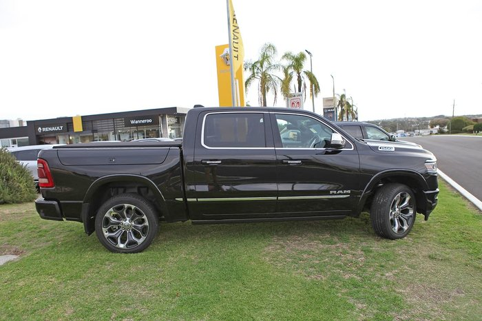 2021 RAM 1500 Limited RamBox Launch Edition DT Black