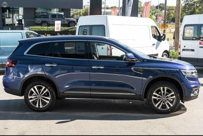 2021 Renault Koleos Zen HZG MY21 Blue
