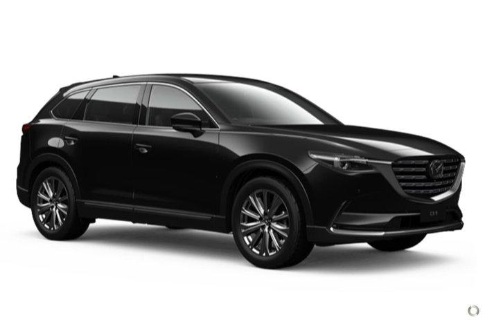 2021 Mazda CX-9 Azami TC Black