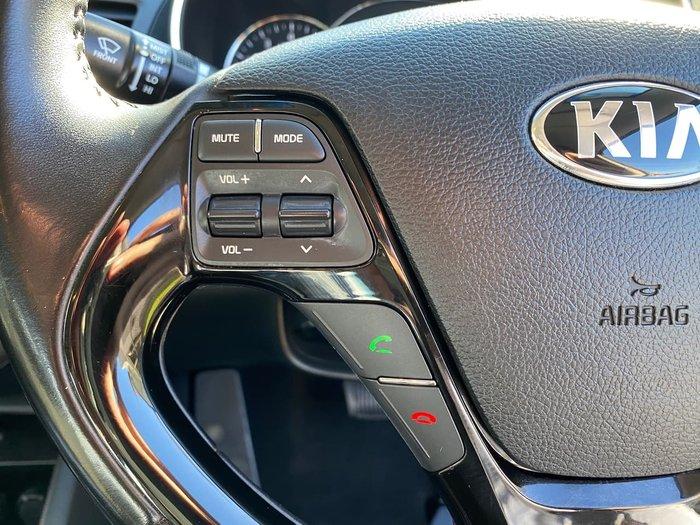 2016 Kia Cerato S Premium YD MY17 Silver