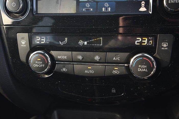 2018 Nissan QASHQAI N-TEC J11 Series 2 Black