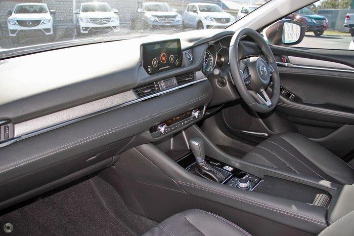 2021 Mazda 6 Touring GL Series White