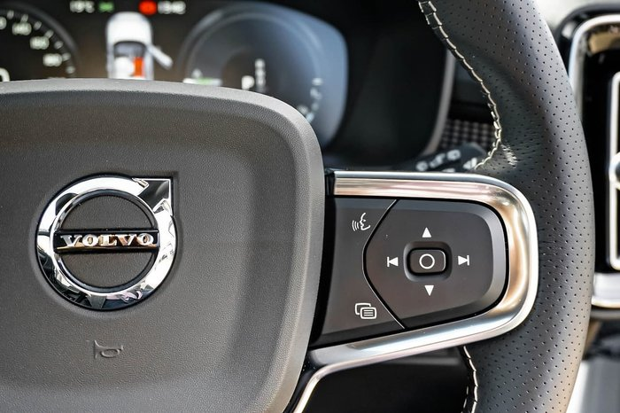 2020 Volvo XC40 Recharge Plug-In Hybrid MY21 White