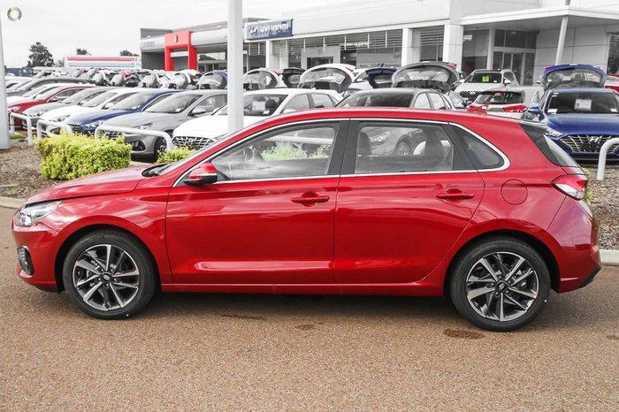 2021 Hyundai i30 Active PD.V4 MY21 Fiery Red
