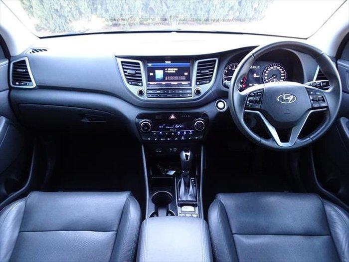 2016 Hyundai Tucson Highlander TLe MY17 AWD Grey
