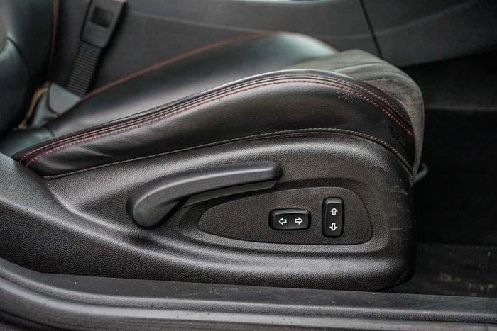 2016 Holden Commodore SS Black VF Series II MY16 Slipstream Blue