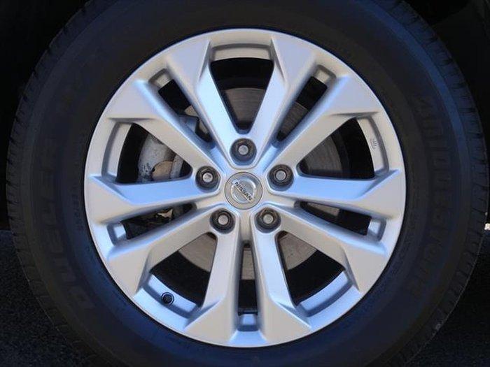2015 Nissan X-TRAIL ST T32 White