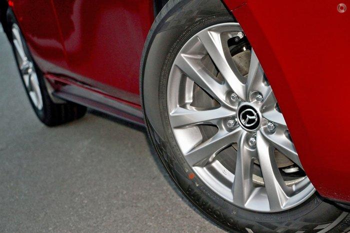 2021 Mazda 3 G20 Pure BP Series Red