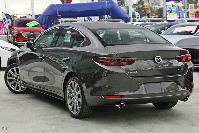 2021 Mazda 3 G25 Astina BP Series Grey