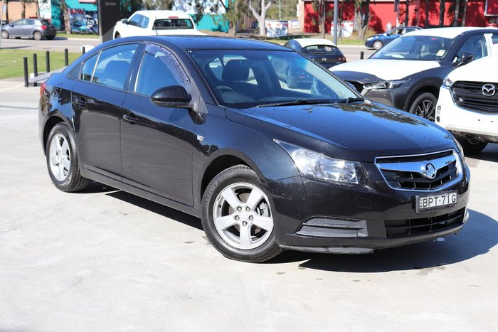 2010 Holden Cruze CD JG Black