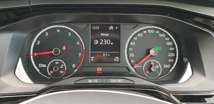 2021 Volkswagen Polo 70TSI Trendline AW MY21 Pure White