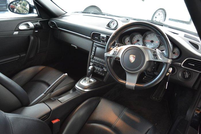 2008 Porsche 911 Carrera S 997 MY08 Black