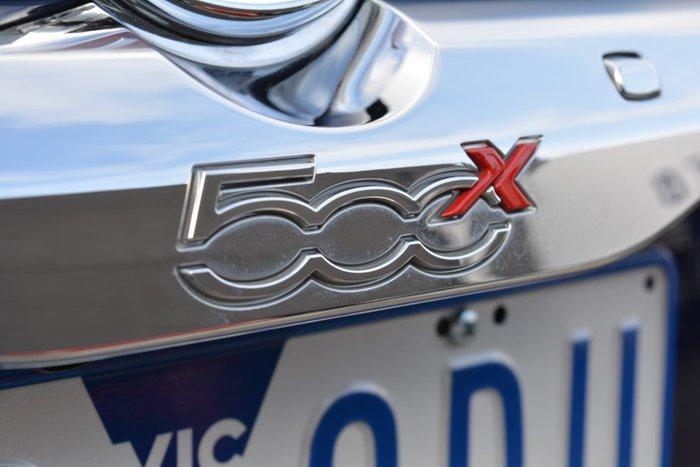 2017 Fiat 500X Pop Star 334 Venezia Blue