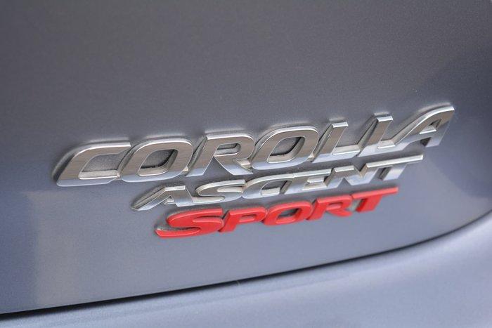 2010 Toyota Corolla Ascent Sport ZRE152R MY10 Tidal Blue
