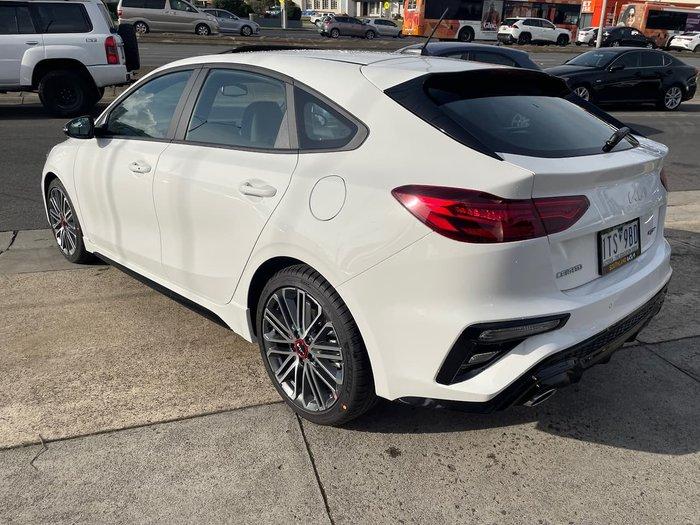 2021 KIA CERATO GT BD White