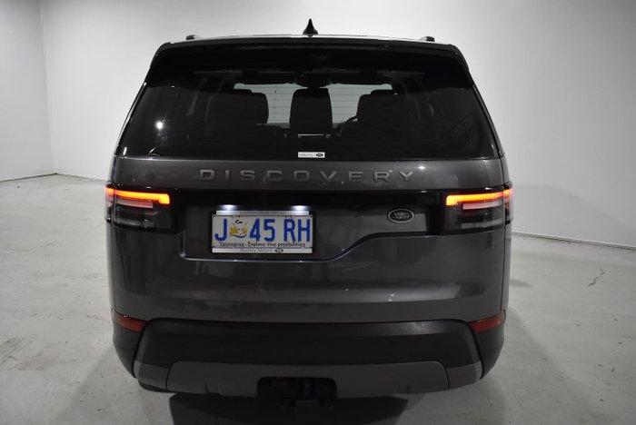 2018 Land Rover Discovery SD6 SE Series 5 MY19 4X4 Dual Range Corris Grey