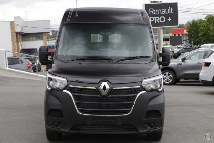 2021 Renault Master Pro 110kW X62 Phase 2 MY21 Pearlescent Black