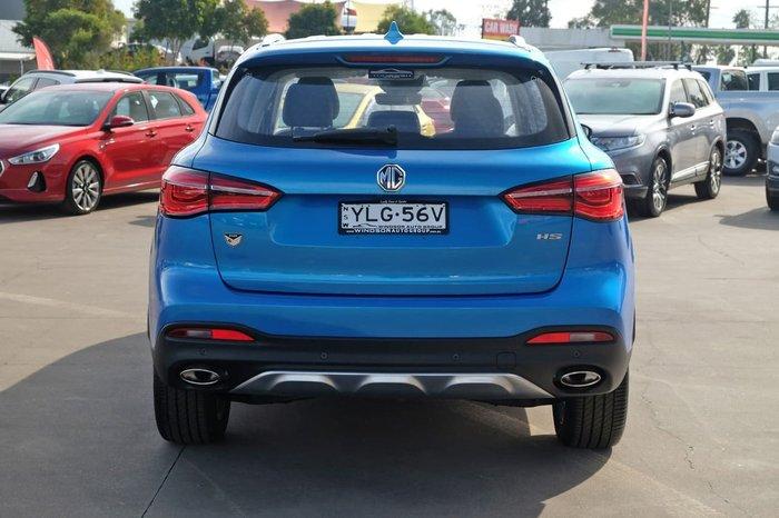 2019 MG HS Excite SAS23 MY20 Blue