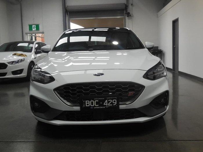 2020 Ford Focus ST SA MY21 White