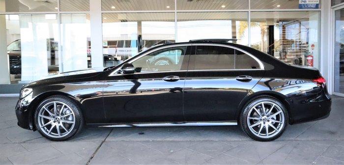 2020 Mercedes-Benz E-Class E200 W213 Obsidian Black