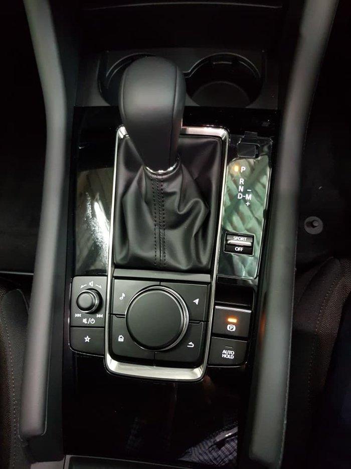 2021 Mazda 3 G25 Evolve BP Series Snowflake White Pearl