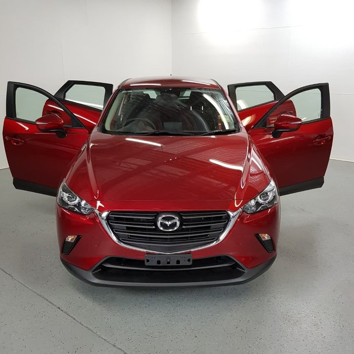 2021 Mazda CX-3 Neo Sport DK Soul Red Crystal