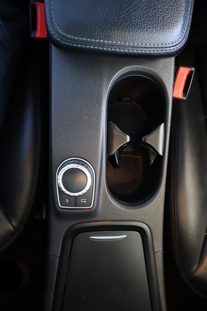 2012 Mercedes-Benz B-Class B200 BlueEFFICIENCY W246 Jupiter Red