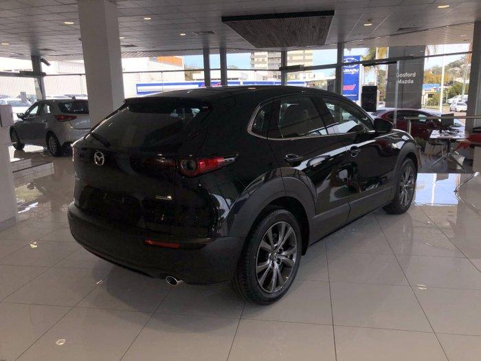 2021 Mazda CX-30 G25 Astina DM Series Jet Black